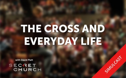 Cross And Everyday Life Simulcast
