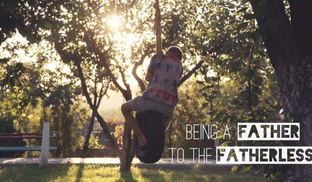 Being A Father To The Fatherless