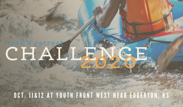 Challenge 2020 Men's Retreat