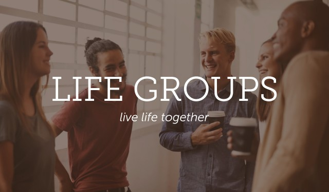 Life Group Leaders Meeting