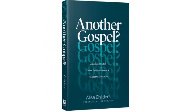 "Book Study: ""Another Gospel?"""